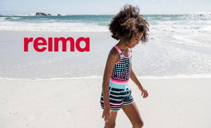 Neu eingetroffen → Reima UV-Schutz und Badebekleidung