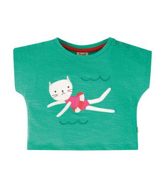 Frugi Kleinkinder T-Shirt Sophia Pacific