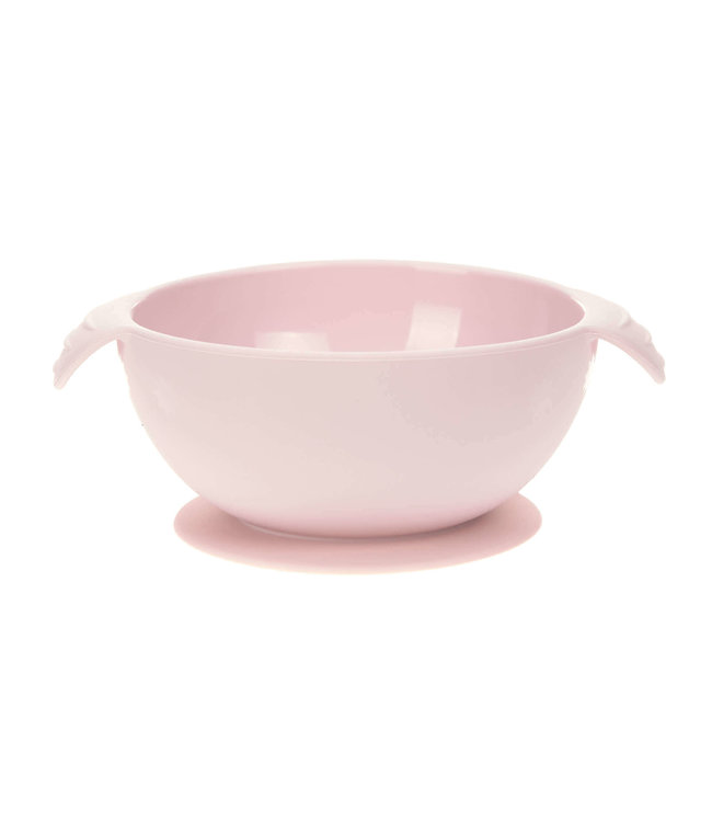 Lässig Kinder Silikon Schale pink