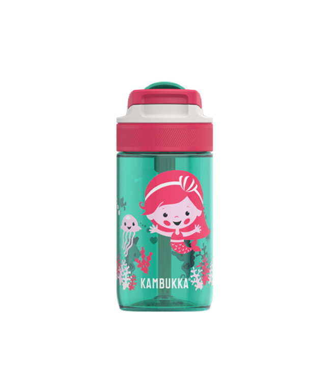 Kambukka Kinder Trinkflasche Lagoon 400 ML Ocean Mermaid