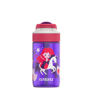 Kambukka Kinder Trinkflasche Lagoon 400 ML Magic Princess