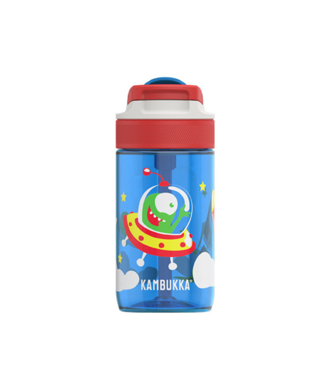 Kambukka Kinder Trinkflasche Lagoon 400 ML Happy Alien