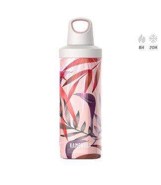 Kambukka Trinkflasche Reno Insulated 500 ML Trumpet Flower