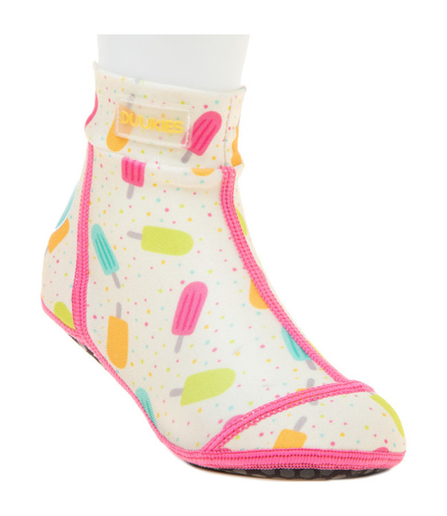 Duukies Beachsocks Icecream Multi