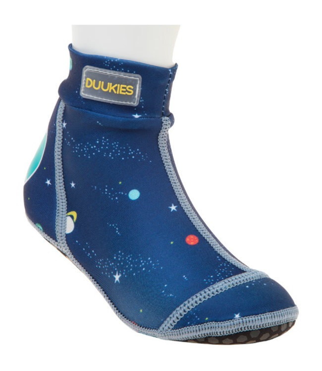 Duukies Beachsocks Planets blue