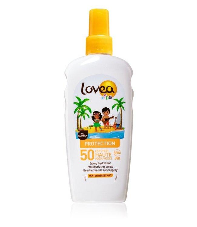 Lovea Sonnenmilch Kinder LSF50