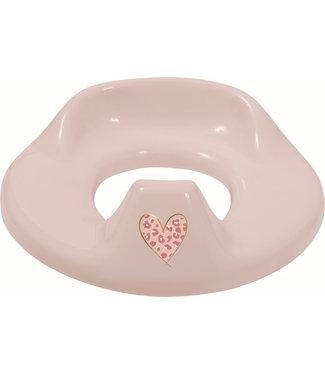 Zewi bébé-jou Kinder Toilettensitz pink Leopard
