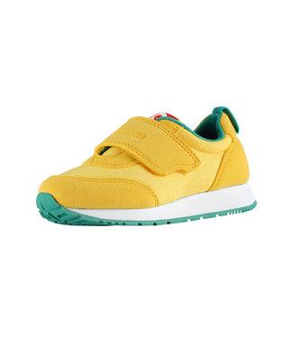 Reima Kleinkinder Sneaker Evaste lemon yellow