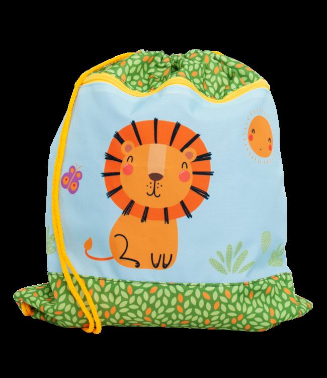 Funki Kindergarten-Turnsack Happy Lion