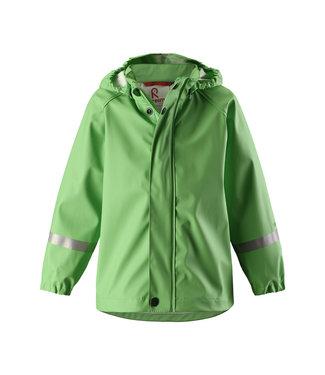 Reima Kinder Regenjacke Lampi summer green
