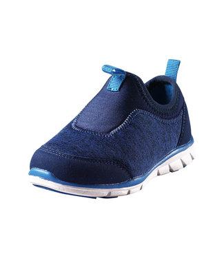 Reima Kleinkinder Sneaker Spinner blue
