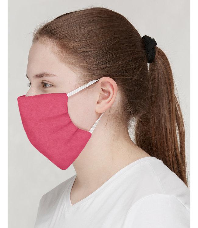 Loud and Proud 3 Stk. Mund- und Nasenmaske uni azalet