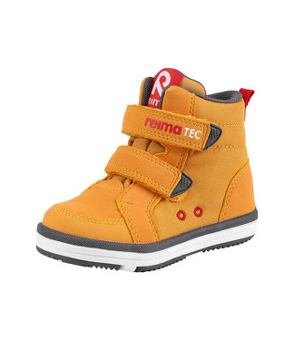 Reima -tec Kinderschuh Patter ochre yellow