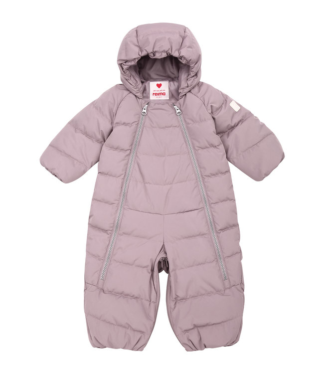 Reima Baby Overall/Schlafsack Honeycomb rose ash