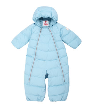 Reima Baby Overall/Schlafsack Honeycomb blue dream