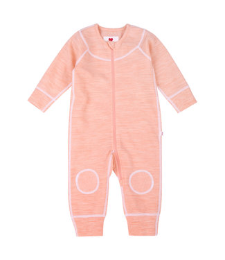 Reima Baby Strickoverall Lauha powder pink