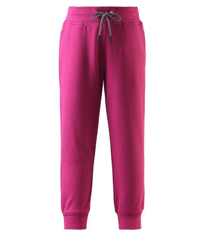 Reima Kinder Fleecehose Pehmyt raspberry pink