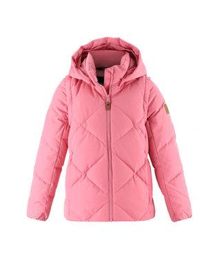 Reima Kinder Daunenjacke 2in1 Heiberg Bubblegum pink