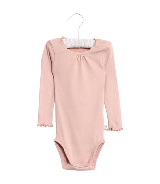 Wheat Baby Body Lace LS rose powder