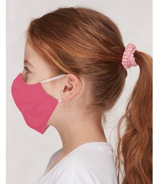 Loud and Proud 3 Stk. Kinder Mund- und Nasenmaske uni azalet