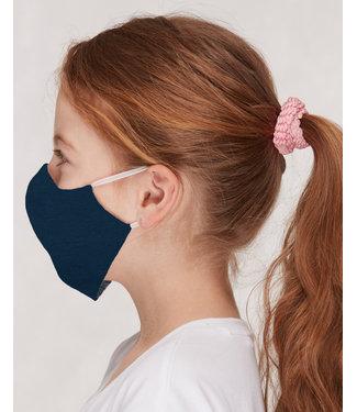 Loud and Proud 3 Stk. Kinder Mund- und Nasenmaske uni ultramarine