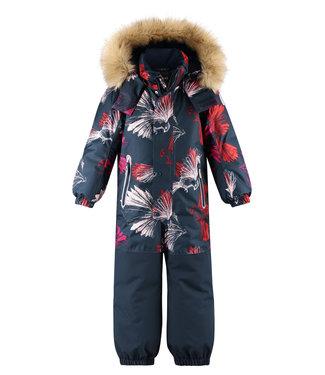 Reima -tec Kinder Schneeanzug Kipina navy