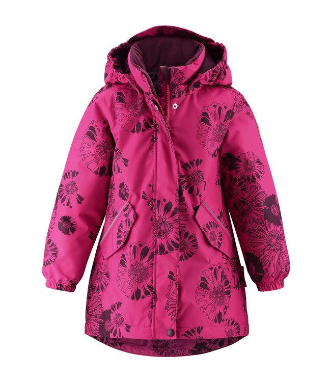 Reima -tec Mädchen Winterjacke Taho Raspberry pink