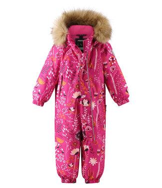 Reima tec Kleinkinder Schneeanzug Lappi Raspberry pink