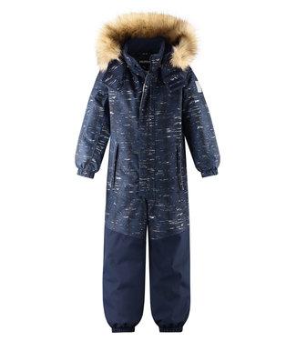 Reima -tec Kinder Schneeanzug Bergen navy