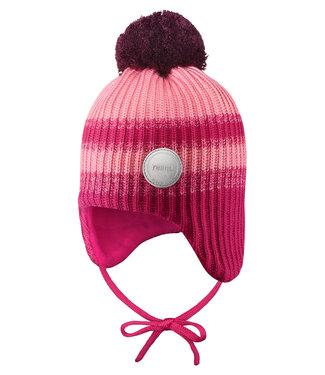 Reima Kleinkinder Mütze Hiberna Raspberry pink