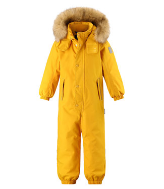 Reima -tec+ Kinder Schneeanzug Stavanger Warm yellow
