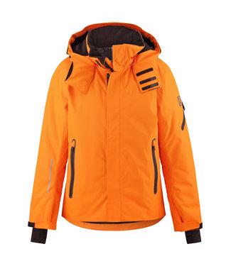 Reima tec Kinder Skijacke Wheeler Orange
