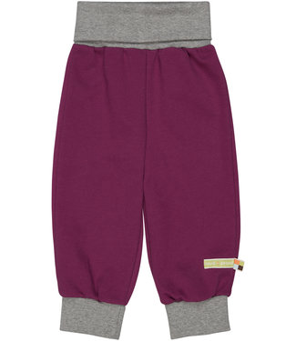 Loud and Proud Hose uni Plum