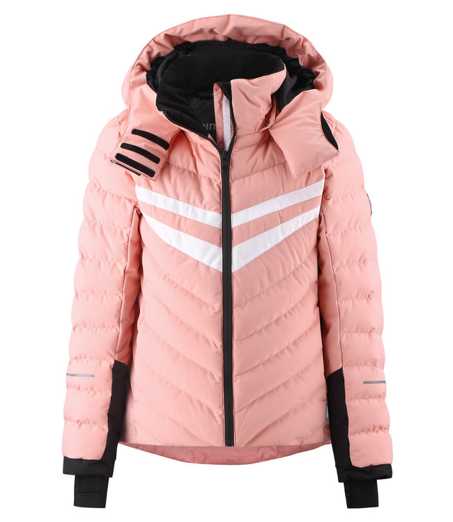 Reima tec Kinder Skijacke Austfonna Powder pink