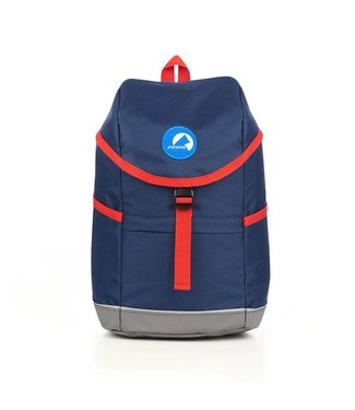 Finkid REPPU Kinderrucksack navy/red