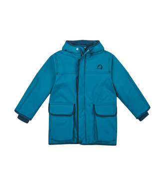 Finkid TALVI Kinder Winterparka seaport/navy
