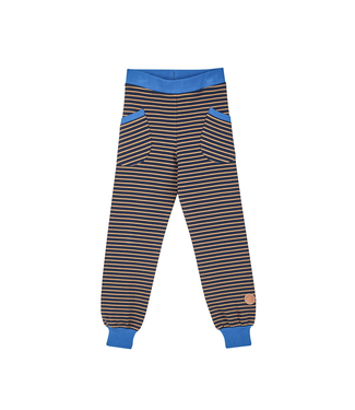 Finkid HUVI Kinder Leggings navy/cinnamon