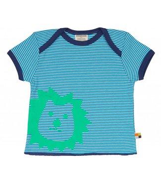 Loud and Proud T-Shirt Ringel aqua