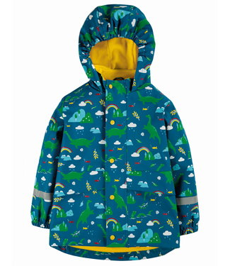 Frugi Kinder Regenjacke Puddle Buster Loch Ness