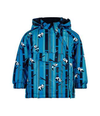 Color Kids Kleinkinder Winterjacke hawaiian surf