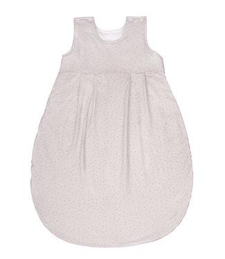Zewi bébé-jou Schlafsack Tencel grau
