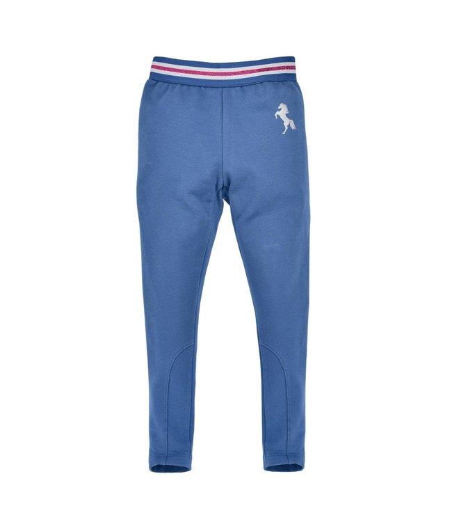 Bondi Mädchen Jogginghose ´Pferd' blau