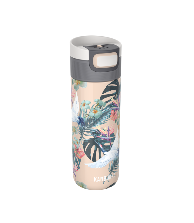 Kambukka Thermo Trinkflasche Etna 500 ML Paradise Flower