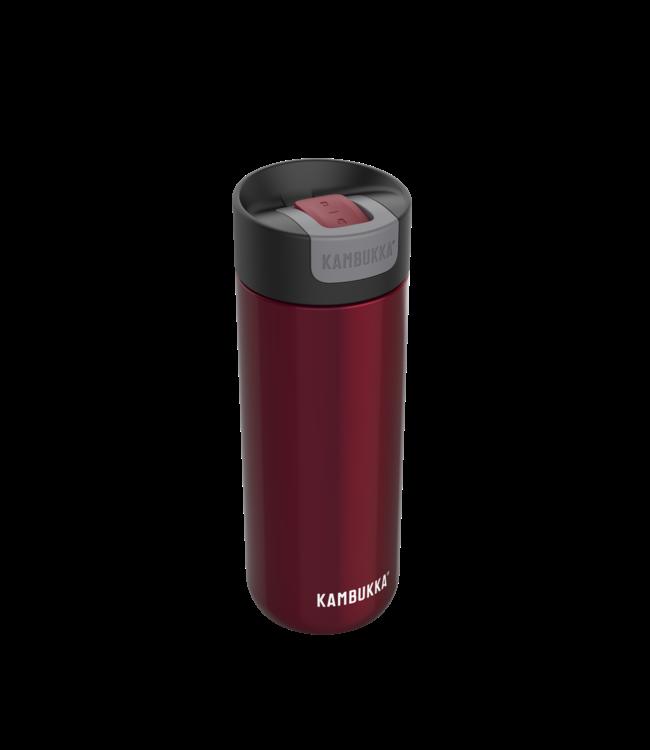 Kambukka Thermo Trinkflasche Olympus 500 ML Ravenous Red