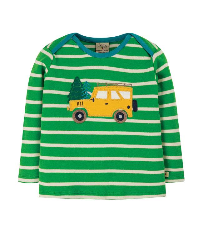 Frugi Kleinkinder Shirt Bobby Truck