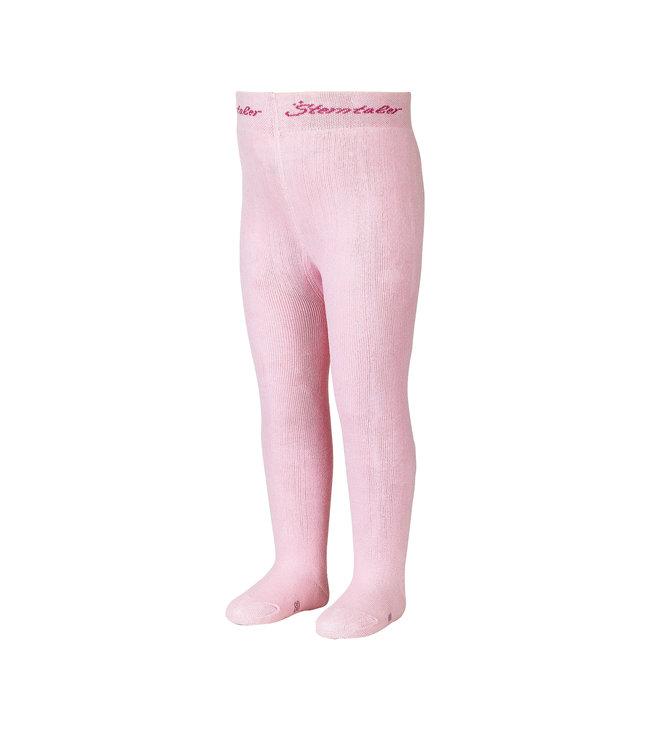 Sterntaler Kinder Strumpfhose mit Vollplüsch rosa