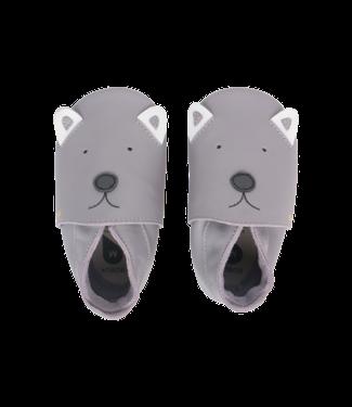 Bobux Lederfinkli Woof grey