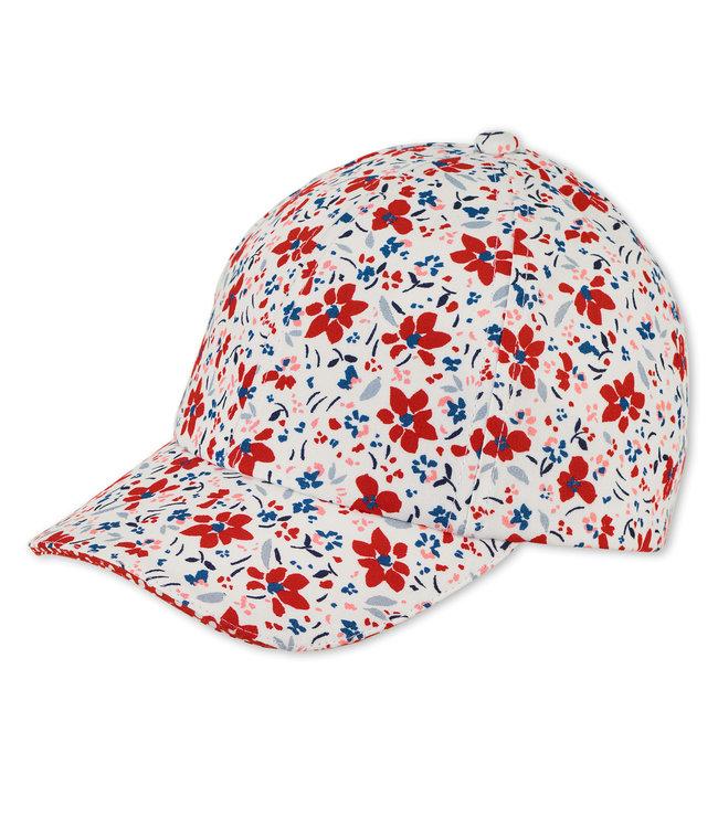 Sterntaler Mädchen Baseball Cap Blumen