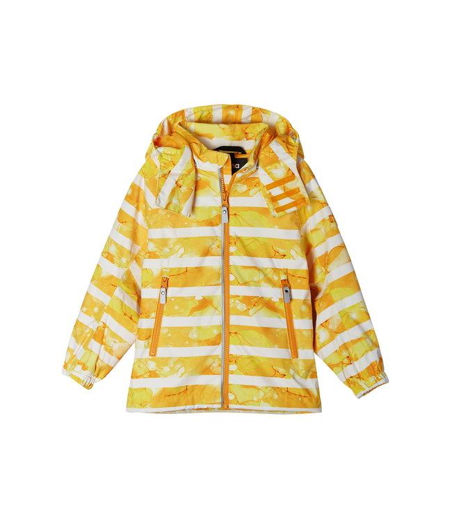 Reima -tec Kinder Regenjacke Fasarby Orange yellow