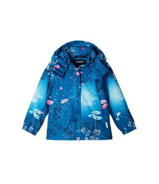 Reima -tec Kinder Regenjacke Saltvik Blue